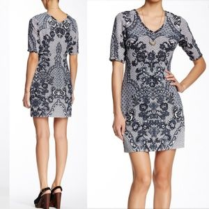 Yoana Baraschi Fleuris Lace Body Dress